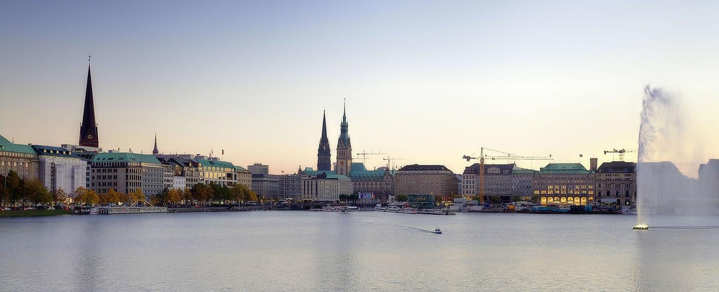 Angeln lernen in Hamburg
